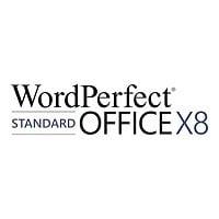 WordPerfect Office X8 Standard Edition - license