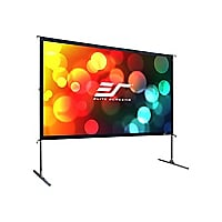 Elite Screens Yard Master 2 Series OMS100H2 - projection screen with legs -