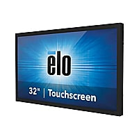 Elo 3243L IntelliTouch Dual Touch - LED monitor - Full HD (1080p) - 32""