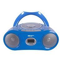 Hamilton Buhl Listening Center HMC/CD385/HA2 - boombox - CD, Cassette, Blue