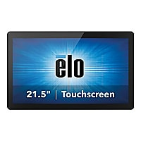 Elo I-Series ESY22i5 - all-in-one - Core i5 6500TE 2.3 GHz - 4 GB - 128 GB