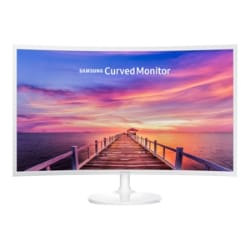 Samsung C32F391FWN - CF391 Series - LED monitor - curved - Full HD (1080p)