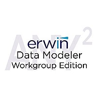 erwin Data Modeler Workgroup Edition (v. 9,7) - license + 1 Year Enterprise