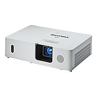 Christie AP Series LW502 - LCD projector - medium-throw zoom - LAN