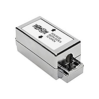 Tripp Lite Cat5e/6 110 Style Punch Down Coupler Shielded Junction Box TAA