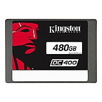 Kingston SSDNow DC400 - solid state drive - 480 GB - SATA 6Gb/s