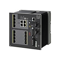 Cisco Industrial Ethernet 4000 Series - switch - 12 ports - managed