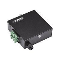 Black Box DIN Rail Fiber Enclosure - patch panel housing