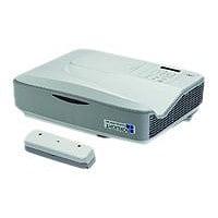 BOXLIGHT P12 BTW - touch-interactive - DLP projector - ultra short-throw -