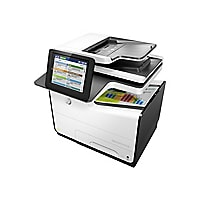 HP PageWide Enterprise Color MFP 586dn - multifunction printer - color
