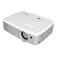 Optoma W345 - DLP projector - portable - 3D