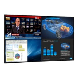 "Planar UltraRes UR8651-MX-ERO 86"" LED display"
