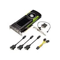 NVIDIA Quadro P6000 - carte graphique - Quadro P6000 - 24 Go