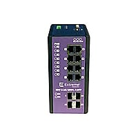 Extreme Networks ExtremeSwitching Industrial Ethernet Switches ISW 8-10/100