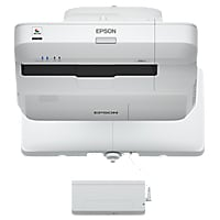 Epson BrightLink 696Ui Interactive - 3LCD projector - ultra short-throw - L