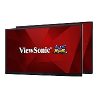 ViewSonic VG2753_H2 - Head Only - LED monitor - Full HD (1080p) - 27""