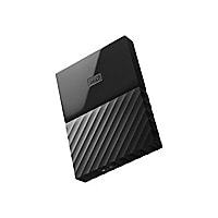 WD My Passport WDBYFT0030BBK - hard drive - 3 TB - USB 3.0