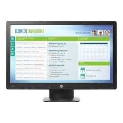 "HP ProDisplay P223 - LED monitor - Full HD (1080p) - 21.5"" - Smart Buy"