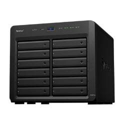 Synology Disk Station DS3617xs - NAS server - 0 GB