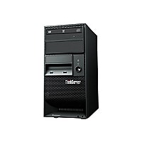 Lenovo ThinkServer TS150 - tower - Core i3 6100T 3.2 GHz - 8 GB - 0 GB