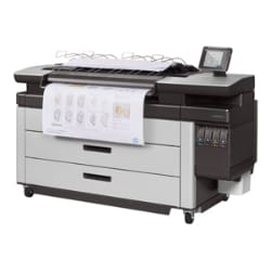 HP PageWide XL 4000 - multifunction printer - color