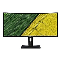 Acer CZ340CK - LED monitor - curved - 34""