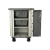 Bretford Ever Cart with MiX Module System AC - cart