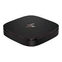 HP Elite Slice - USFF - Core i7 6700T 2.8 GHz - 16 GB - 256 GB - US