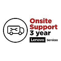 Lenovo Onsite - extended service agreement - 3 years - School Year Term - o