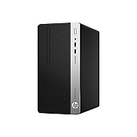 HP ProDesk 400 G4 - micro tower - Core i5 7500 3.4 GHz - 4 GB - 500 GB - US