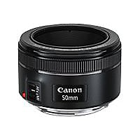 Canon EF lens - 50 mm