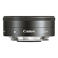 Canon EF-M wide-angle lens - 22 mm