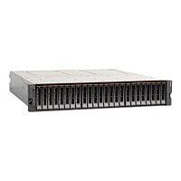 Lenovo Storage V3700 V2 SFF Expansion Enclosure - storage enclosure