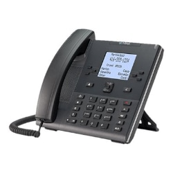 Mitel 6390 Analog Phone - corded phone with caller ID