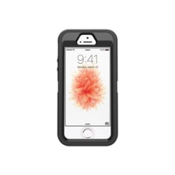 OtterBox Defender Series Apple iPhone 5/5s/SE ProPack Black Protective Case