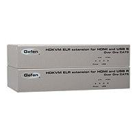 Gefen HDKVM Extra Long Range Extender - KVM / USB extender