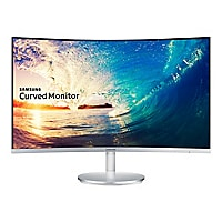 Samsung C27F591FDN - CF591 Series - LED monitor - curved - Full HD (1080p)