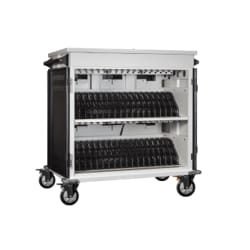 Anywhere Cart AC-MANAGE 36 Bay Network-Ready Charging Cart For Laptops
