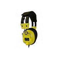 AVID AE808 HEADPHONE VOLUME