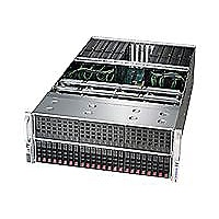 Supermicro SuperServer 4028GR-TR - rack-mountable - no CPU - 0 GB