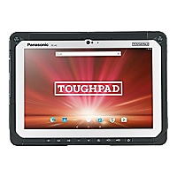 Panasonic Toughpad FZ-A2 - tablet - Android 6.0.1 (Marshmallow) - 32 GB - 1