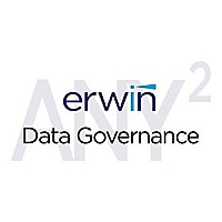 erwin Data Governance - license + 1 Year Enterprise Maintenance - up to 25
