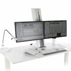 Humanscale Quickstand With Dual Display Support