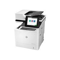 HP LaserJet Enterprise Flow MFP M631h - multifunction printer - B/W
