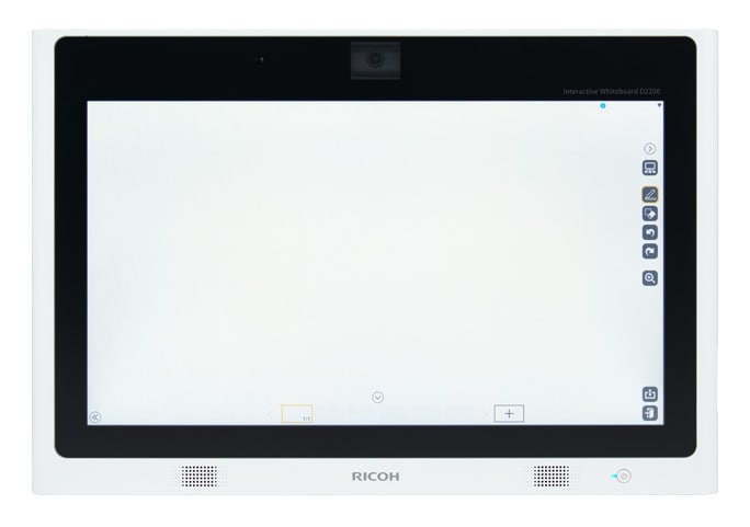 Ricoh Interactive Whiteboard Panel D2200