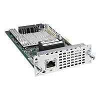 Cisco Fourth-Generation Multi-flex Trunk Voice/Clear-channel Data T1/E1 Mod