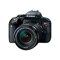 Canon EOS Rebel T7i - digital camera EF-S 18-135mm IS STM lens