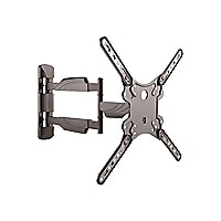 "StarTech.com Full Motion TV Wall Mount - For 22"" to 55"" Monitors - Steel"
