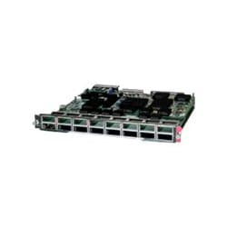 Cisco 16-Port 10 Gigabit Ethernet Fiber Module with DFC4XL - expansion modu