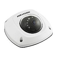 Hikvision 4MP Outdoor IR Mini Network Dome Camera with 4mm Lens